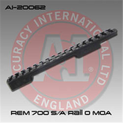 Accuracy International AI-20062: Short Action 0 MOA Action Rail