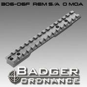 Badger Ordnance 306-06F: S/A Zero Cant
