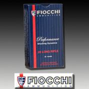 Fiocchi 22FHVCHP: Pistol 22 LR Copper-Plated Hollow Point 40 gr 500/Box