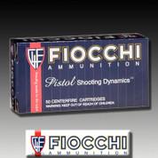 Fiocchi 45A: Pistol Shooting 45 ACP Full Metal Jacket 230gr 50/Box