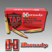 Hornady H80265: .223 Rem 75gr BTHP TAP 20ct/Box