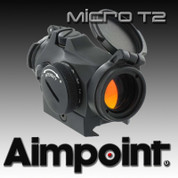 AimPoint 200170: AP Micro T-2 2MOA Complete Kit