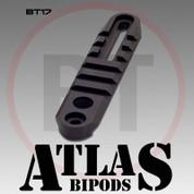 "Atlas BT17:  4"" 1913 Rail AccuShot"