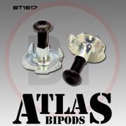 Atlas BT1517: AccuShot Rail Fastener Kit