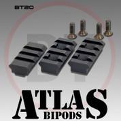 Atlas BT20: AccuShot AAIS Rail Set