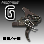 Geissele SSA-E: Super Semi-Automatic Enhanced Trigger