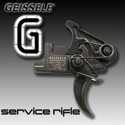 Geissele Match: Hi-Speed National Match - Match Rifle Trigger