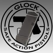 Glock MF06781: Glock 26 10 Round Plus 2 9mm Magazine