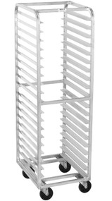 ARS 203 Aluminum Single Pan Commercial Bakery Rack 20 Levels