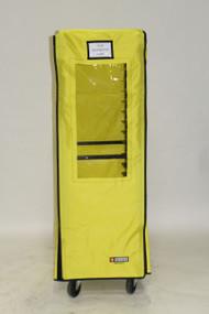 Yellow Color Bun Pan Rack Cover