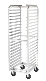 Aluminum Single Oven Racks