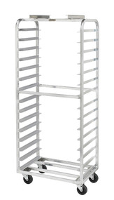 Aluminum Single Side Load Oven Racks