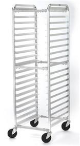 ARS 125 Aluminum Single Side Load KD Pan Rack