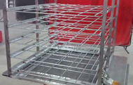 Custom Wire Shelf Racks