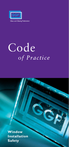 Code of Practice - Window Installation Safety (ref: 60.1)