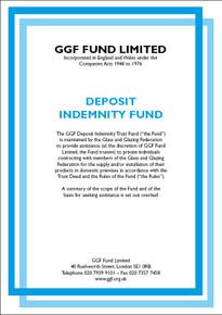 GGF Deposit Indemnity Fund (ref: 65.3)