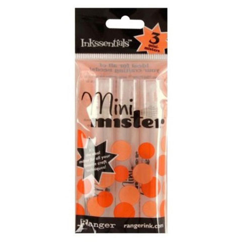 Inkssentials™ Mini Misters™ Spray Bottles
