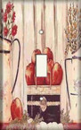Apples - Light Switch Plate Cover