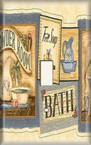 Bath - Light Switch Plate Cover