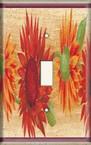 Desert Flower - Light Switch Plate Cover