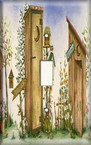 Outhouse - Light Switch Plate Cover
