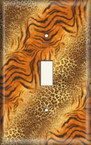 Roar - Light Switch Plate Cover