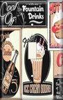 Soda Fountain - Light Switch Plate Cover