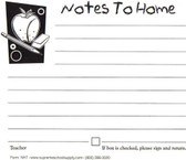 Notes to Home (NH7)