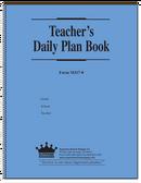 Teachers Daily Plan Book 8-Subject (M117-8)