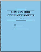 IL Series Attendance Register (Illinois) (ILL42)