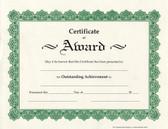Achievement Awards (CAS)
