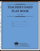 Teachers Plan Book 8 Subject, Large (488)