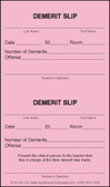 Demerit Slip (281-SP)