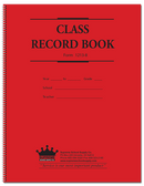 Class Rec Book 8 Subject, 12 Week (1213-8)