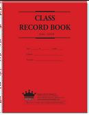 Class Rec Book 8 Subject, 12 Week (1213-8)