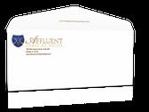 Printed #10 Size Envelopes