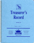Treasurers Record Book (TR)