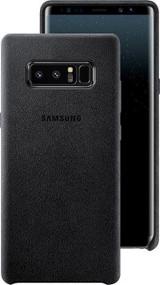 Samsung Galaxy Note 8 Alcantara Cover Case - Black (EF-XN950ABEG)
