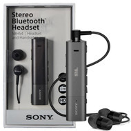 Genuine Sony SBH54 Stereo Smart Bluetooth Headset For Sony Xperia  - Black