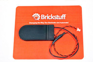 Brickstuff Coin Cell Battery Pack with On/Off Switch for the Brickstuff LEGO® Lighting System - SEED04