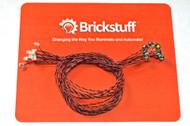 Brickstuff Cool White Pico LED Light Board 10-Pack - LEAF01-PCW-10PK