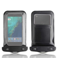 InventCase Waterproof Dustproof Bag Protective Case Cover for Google Pixel XL - Black