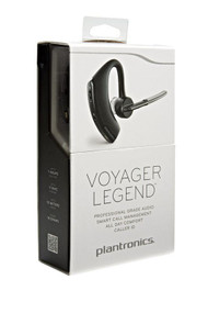 Genuine Plantronics Voyager Legend Bluetooth Mono Headset - Black (87300-05)