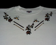 Fall Flower T Shirt