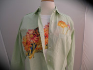 Hot Daisies L/S Shirt