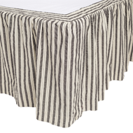 Ashmont King Bed Skirt 78x80x16