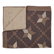 Farmhouse Star Throw 60x50