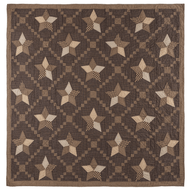 Farmhouse Star Luxury King Quilt 105x120