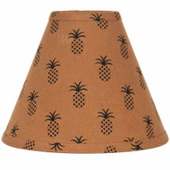 "Pineapple Town 14"" Washer Mocha - Black"