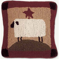 "Sheep 14"" x 14"" Nutmeg - Multi"
